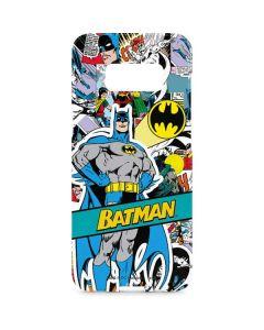 Batman Comic Book Galaxy S8 Plus Lite Case