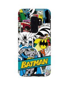 Batman Comic Book Galaxy S9 Plus Pro Case