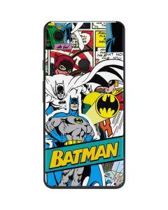 Batman Comic Book Google Pixel 3 XL Skin