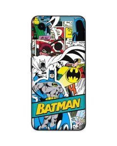 Batman Comic Book Google Pixel 3a Skin