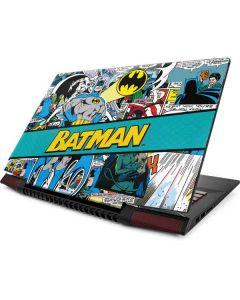 Batman Comic Book Lenovo Ideapad Skin