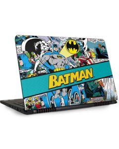 Batman Comic Book Dell Inspiron Skin