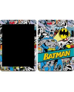 Batman Comic Book Apple iPad Skin