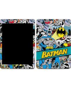 Batman Comic Book Apple iPad Air Skin