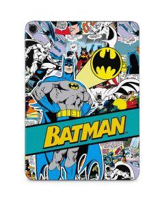 Batman Comic Book Apple iPad Pro Skin