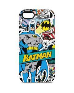 Batman Comic Book iPhone 5/5s/SE Pro Case
