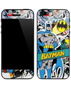 Batman Comic Book iPhone 5/5s/SE Skin