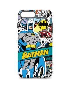 Batman Comic Book iPhone 7 Plus Pro Case