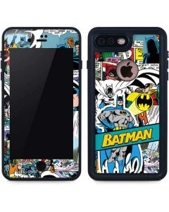 Batman Comic Book iPhone 7 Plus Waterproof Case