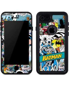 Batman Comic Book iPhone 8 Waterproof Case