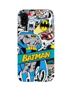 Batman Comic Book iPhone XR Pro Case