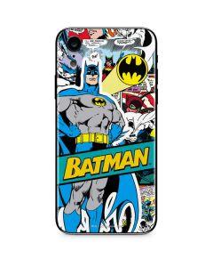 Batman Comic Book iPhone XR Skin