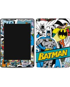 Batman Comic Book Amazon Kindle Skin