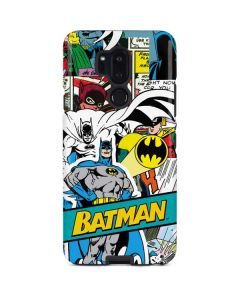 Batman Comic Book LG G7 ThinQ Pro Case