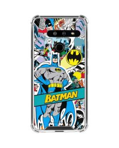 Batman Comic Book LG G8 ThinQ Clear Case