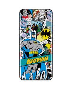 Batman Comic Book LG G8 ThinQ Skin