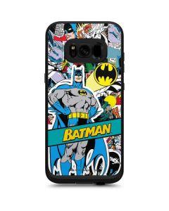 Batman Comic Book LifeProof Fre Galaxy Skin