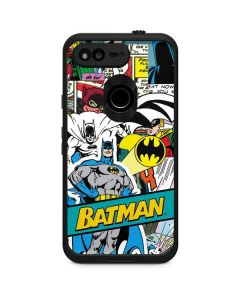 Batman Comic Book LifeProof Fre Google Skin