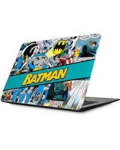 Batman Comic Book Apple MacBook Skin