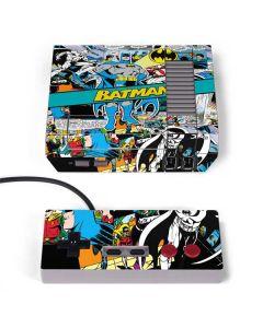 Batman Comic Book NES Classic Edition Skin