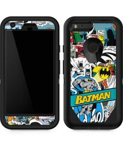 Batman Comic Book Otterbox Defender Pixel Skin