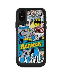 Batman Comic Book Otterbox Pursuit iPhone Skin