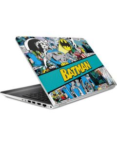 Batman Comic Book HP Pavilion Skin