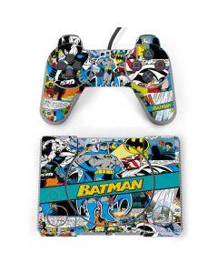 Batman Comic Book PlayStation Classic Bundle Skin