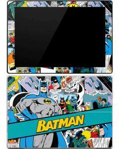Batman Comic Book Surface 3 Skin