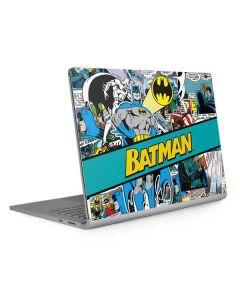 Batman Comic Book Surface Book 2 15in Skin