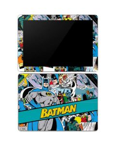 Batman Comic Book Surface Go Skin