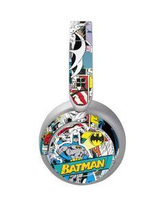 Batman Comic Book Surface Headphones Skin