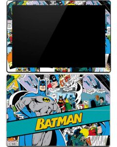 Batman Comic Book Surface Pro 4 Skin