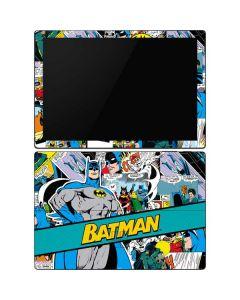 Batman Comic Book Surface Pro 6 Skin
