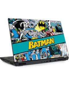 Batman Comic Book Lenovo ThinkPad Skin