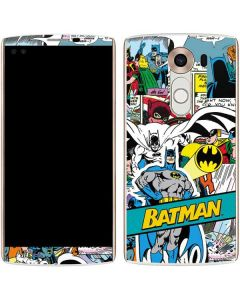 Batman Comic Book V10 Skin
