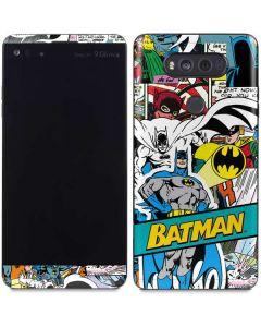 Batman Comic Book V20 Skin