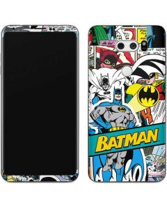 Batman Comic Book V30 Skin
