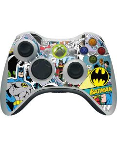 Batman Comic Book Xbox 360 Wireless Controller Skin