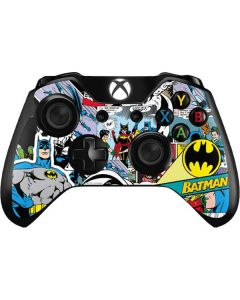 Batman Comic Book Xbox One Controller Skin