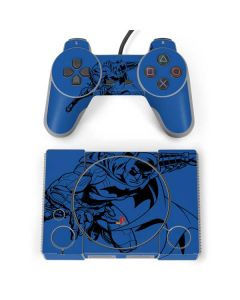 Batman Comic Pop PlayStation Classic Bundle Skin