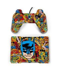 Batman Craze PlayStation Classic Bundle Skin