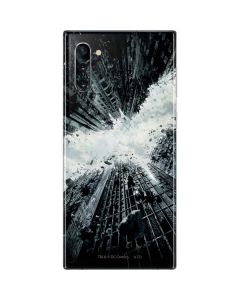 Batman Dark Knight Rises Galaxy Note 10 Skin