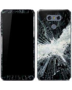 Batman Dark Knight Rises LG G6 Skin