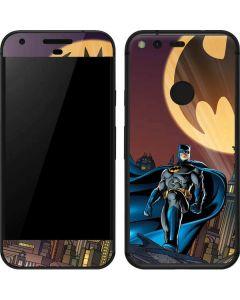 Batman in the Sky Google Pixel Skin