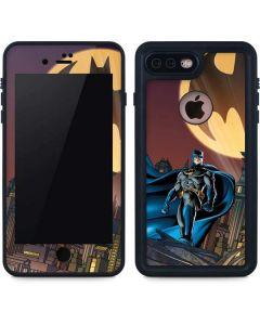 Batman in the Sky iPhone 7 Plus Waterproof Case