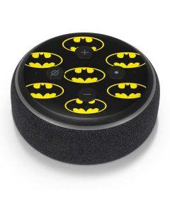 Batman Logo All Over Print Amazon Echo Dot Skin