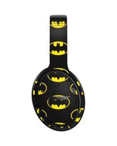 Batman Logo All Over Print Bose QuietComfort 35 II Headphones Skin