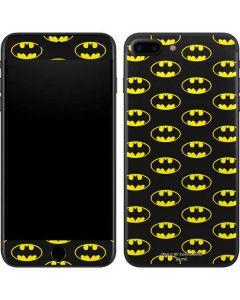 Batman Logo All Over Print iPhone 7 Plus Skin