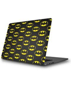Batman Logo All Over Print Apple MacBook Pro Skin